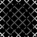 Cloak Mantle Shawl Icon