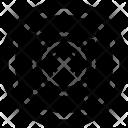 Cloakcoin Decentralized Worldwide Icon