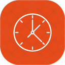Cloaking Checker Clock Icon