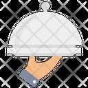 Dish Cover Cloche Icon