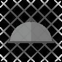 Cloche Dinner Plate Icon