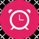 Clock Alarm Ring Icon