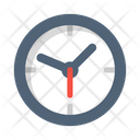 Wall Clock Watch Wall Watch Icon