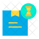 Delivery Time Shipping Time Shipping Status Icon