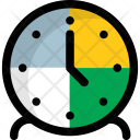 Clock Timer Table Icon