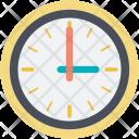 Clock Time Control Icon