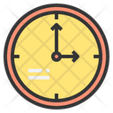 Clock Wall Clock Time Icon