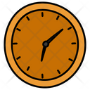 Clock Wall Clock Time Machine Icon