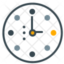 Duration Clock Time Icon