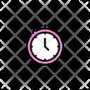 Clock Wall Clock Wall Watch Icon