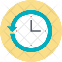 Clock Processing Time Icon