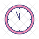 Clock Time Wall Clock Icon