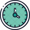 Clock Time Watch Icon