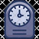 Clock Timepiece Timekeeper Icon