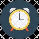 Clock Time Alarrm Icon