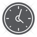 Clock Hour Time Icon