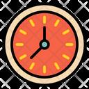Clock Optimization Time Icon