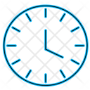 Business Process Time Icon