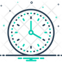 Clock Time Keeper Countdown Icon