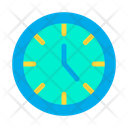 Time Wall Clock Watch Icon