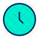 Watch Time Timer Icon