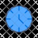 Clock School Time Icon