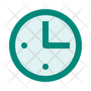Clock Business Icon