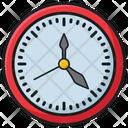 Timepiece Timekeeper Clock Icon