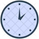 Seo Clock Time Icon