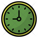 Clock Time User Interface Icon Icon