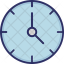 Clock Time Stopwatch Icon