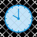 Clock Ten Icon