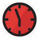 Time Fasting Clock Icon