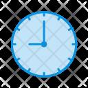 Clock Nine Icon
