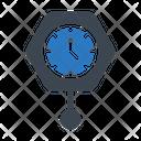Watch Clock Timepiece Icon