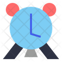 Time Stationery Paper Icon