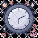 Clock Wall Clock Timer Icon