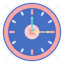 Clock Wall Clock Time Icon