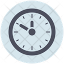 Business Clock Time Icon