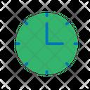 Clock Date Hotel Icon