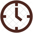 Clock Time Atch Icon