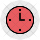 Alarm Time Watch Icon