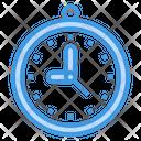 Clock Time Circular Clock Icon