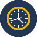 Clock Time Timer Icon