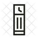Clock Standing Clock Time Icon