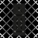 Longcase Clock Icon