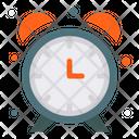 Clock Schedule Alarm Clock Icon