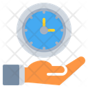Clock Timer Hours Icon