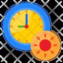 Clock Morning Clock Watch Icon