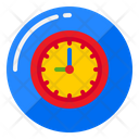 Clock Time Date Icon